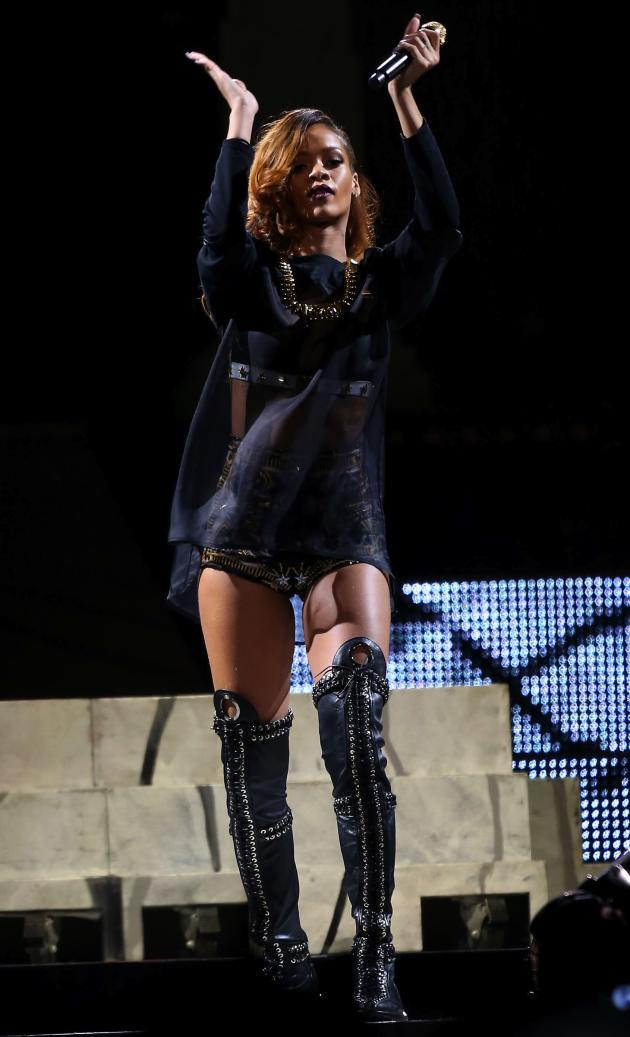 Rihanna in Concert Photo