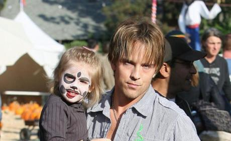 Larry Birkhead and Dannielynn