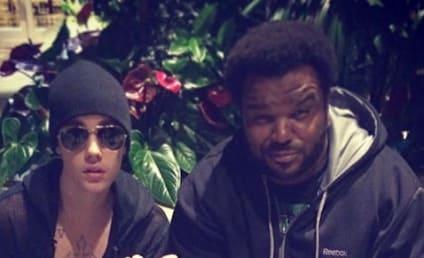 Justin Bieber and Craig Robinson: Random BFF Alert!