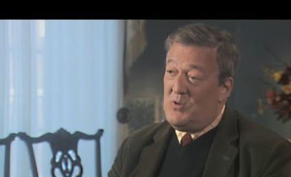 Stephen Fry Throws Major Shade at God
