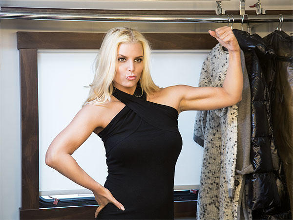 Jessica Simpson Weight Watchers Photo: Welcome to the Gun ...