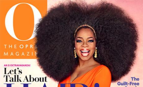 Oprah Winfrey Afro Wig