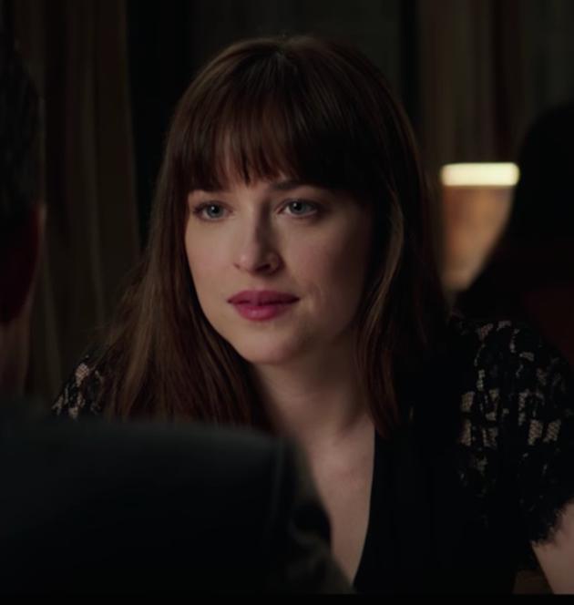 Dakota Johnson as Ana Steele