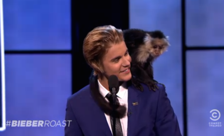 Justin Bieber Roast Apology