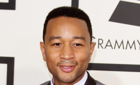 John Legend at the Grammys