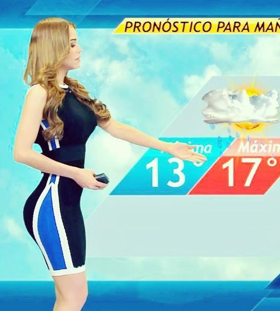 Garcia Mexico  city photo : 13 Yanet Garcia Photos: Mexican Weather Girl Brings the Heat The ...