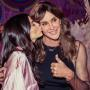 Kendall Kisses Caitlyn