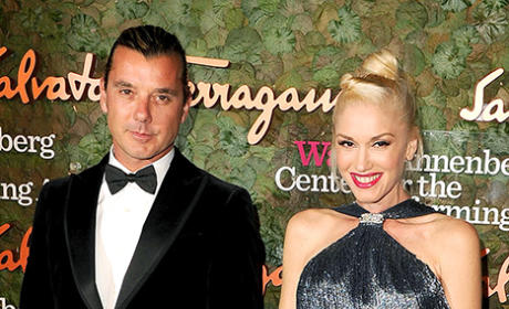 Gwen Stefani & Gavin Rossdale Divorce: He'll Get HOW MUCH??