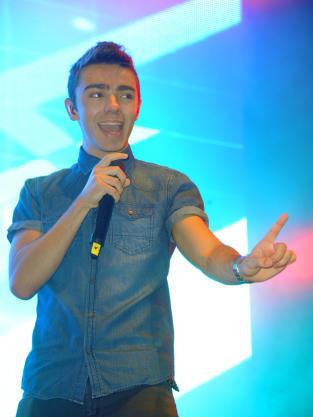 Nathan Sykes Sings