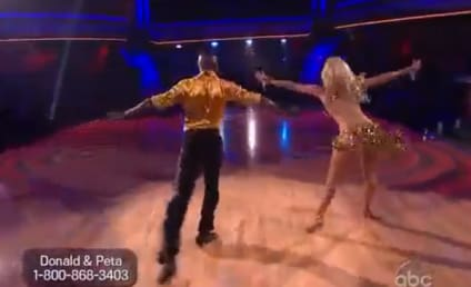 Donald Driver on Dancing With the Stars: Living the Dream, Going All Out!