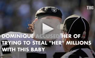Donald Penn Put on BLAST By Wife!