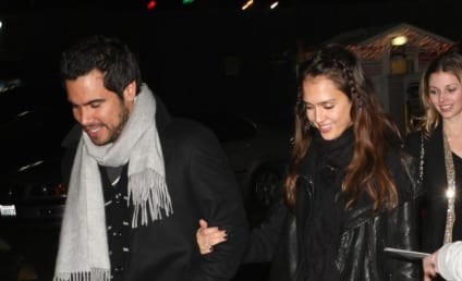 Imaginary Couple Alert: Tony Parker and Jessica Alba