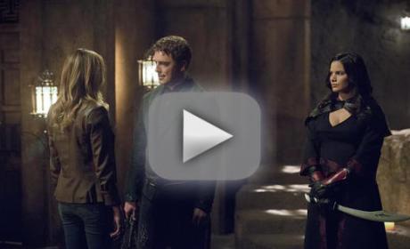 Arrow Season 4 Episode 3 Recap: A Non-Peachy Pit