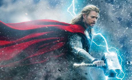 Thor: The Dark World Hammers Box Office Competition
