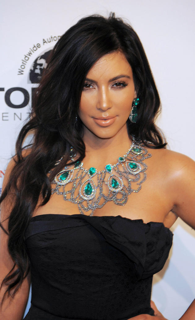 Kim at an Event