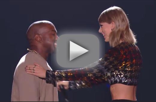 Kanye west accepts video vanguard award at mtv video music awards