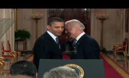 Joe Biden F-Bomb Rings in Health Care Reform