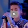 Justin Bieber and Mary J. Blige: Under the Mistletoe on The View!