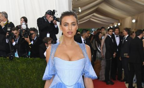 Irina Shayk: 2016 Costume Institute Gala