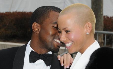 Kanye West and Amber Rose: Back Together?