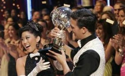 Kristi Yamaguchi Skates to Dancing with the Stars Title