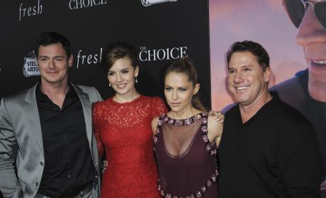 'The Choice' Premiere