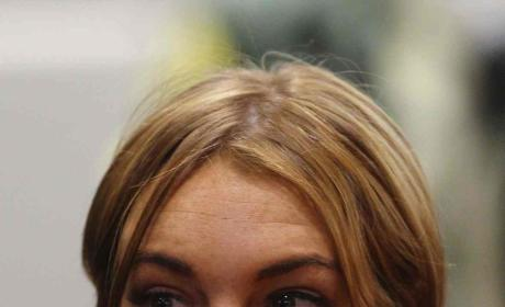 Lindsay Lohan Smelled of Alcohol During Car Crash; New Plea Deal in the Works
