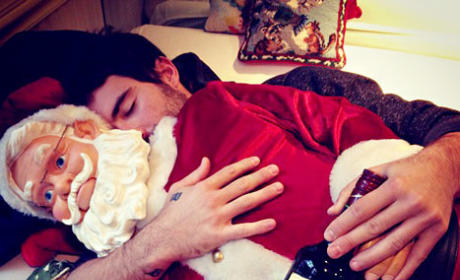 Brody Jenner on Christmas