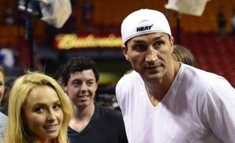 Hayden Panettiere Engaged?