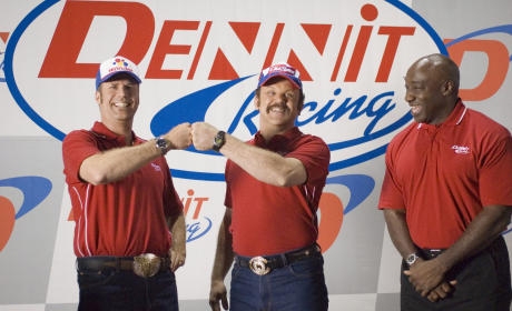 Will Ferrell, John C. Reilly Rev Up Talladega Nights Engine