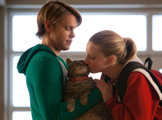 Brittany, Sam, Lord Tubbington