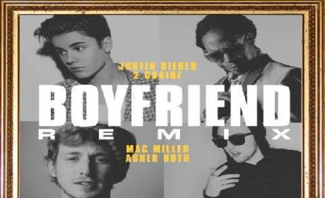 "Justin Bieber Announces Remixed ""Boyfriend,"" Next Single"