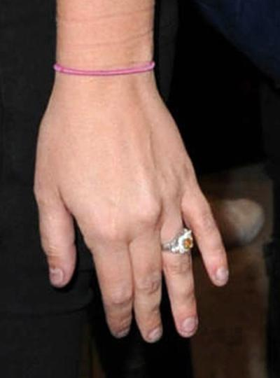 Britney Spears' New Engagement Ring?