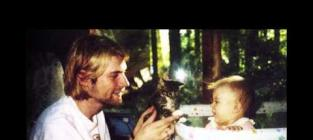 "Kurt Cobain: ""And I Love Her"""