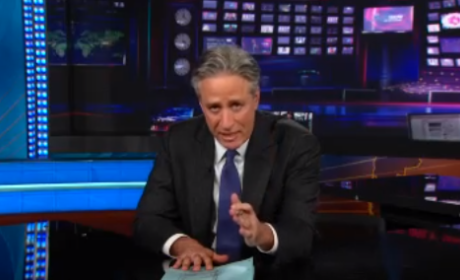 Jon Stewart on Boston Marathon Bombing