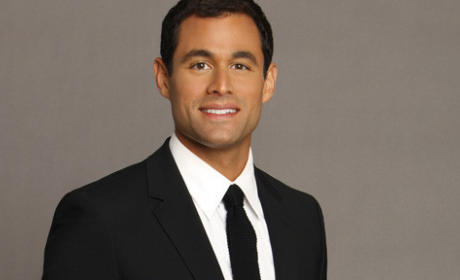 Jason Mesnick is The Bachelor