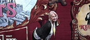 Helen Mirren: Twerking at Harvard!