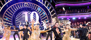 Dancing with the Stars Milestone Photo