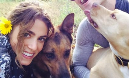 Ian Somerhalder to Nikki Reed: You AMAZE ME!