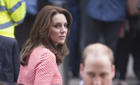 Kate Middleton Skips St. Patrick's Day, Divorcing Prince William?