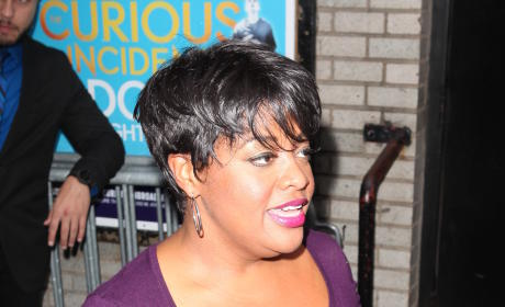 Sherri Shepherd in NYC