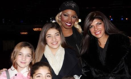 Teresa Giudice Gets Pre-Prison Support From NeNe Leakes
