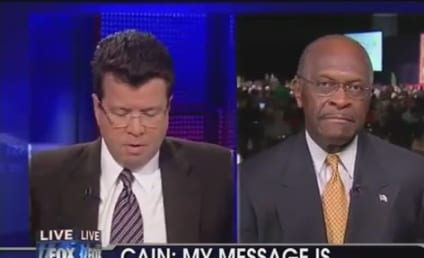 Herman Cain Criticizes Morgan Freeman Remarks, Praises Tea Party