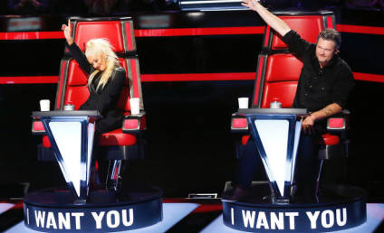 Blake Shelton: Furious Christina Aguilera Replaced Gwen Stefani on The Voice?