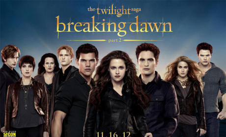 Breaking Dawn Poster Countdown: Almost On!