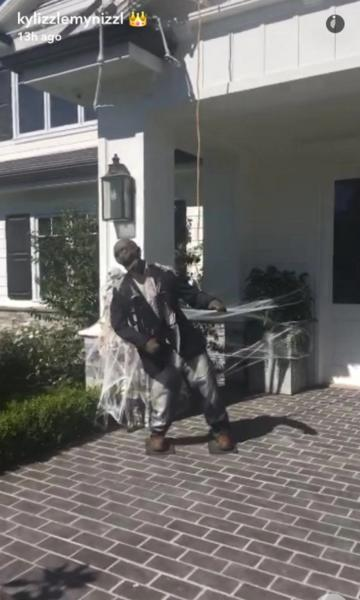 Dead Man At Kylie Jenner's Home