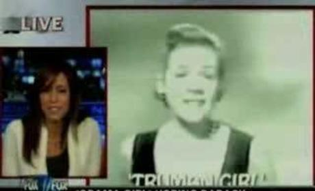 Obama Girl on FOX News