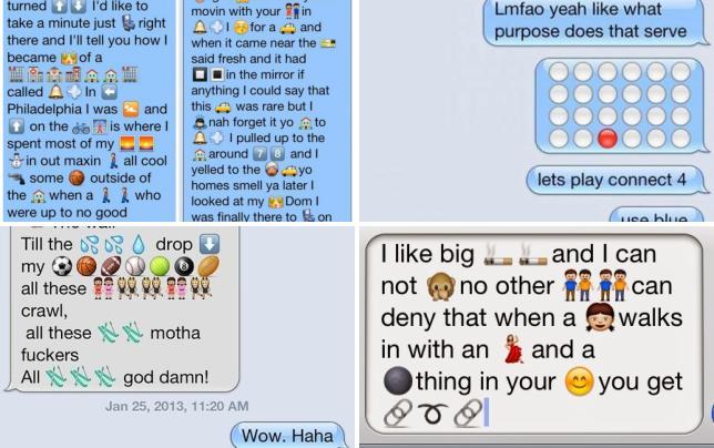 27 amazing emoji masterpieces fresh prince
