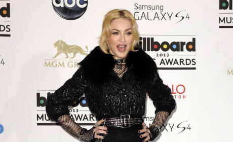 Madonna at Billboard Music Awards