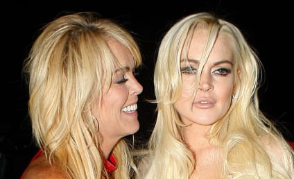 Bebe Buell to Dina Lohan: You Suck!
